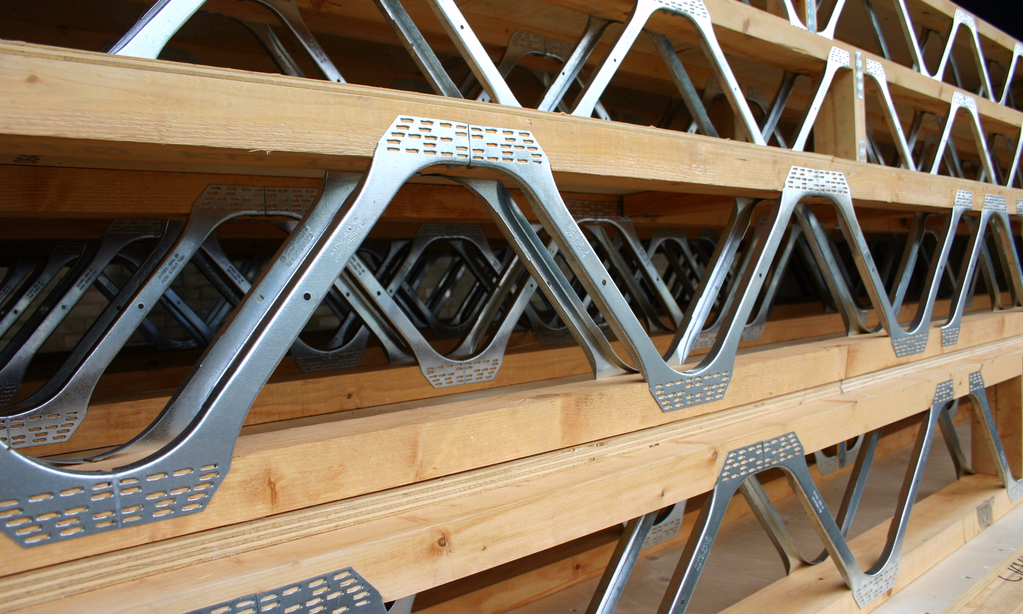 Metal Web Floor Joists Marches Building Supplies Floor