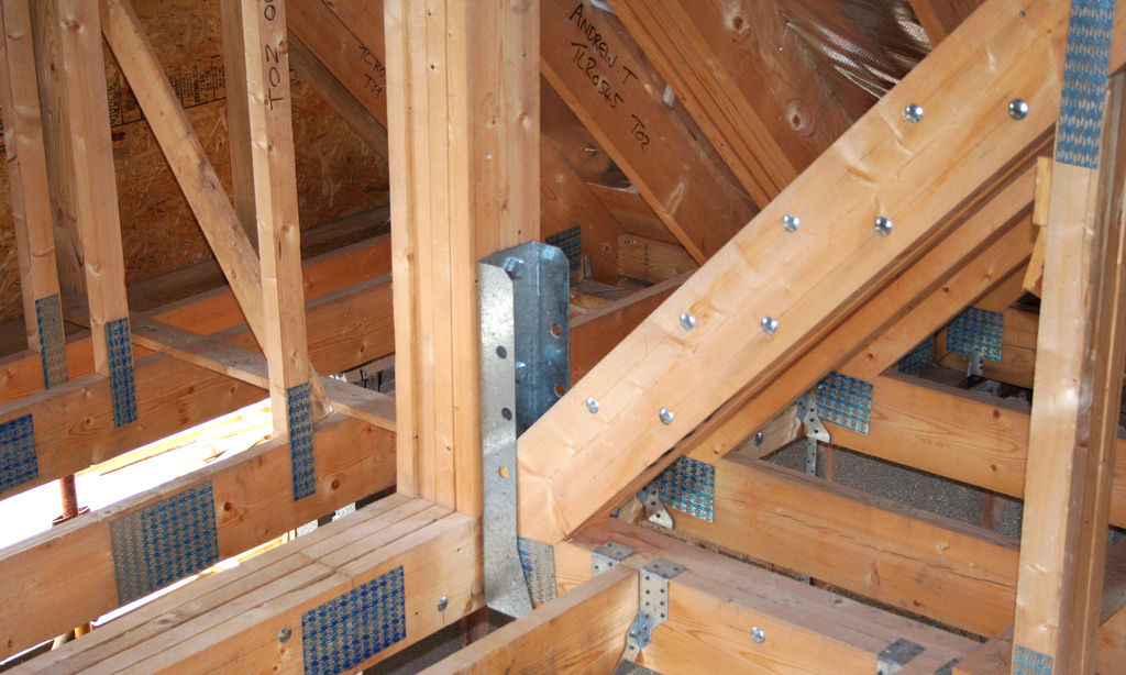 Marches building supplies floor joists Floor trusses vs floor joists