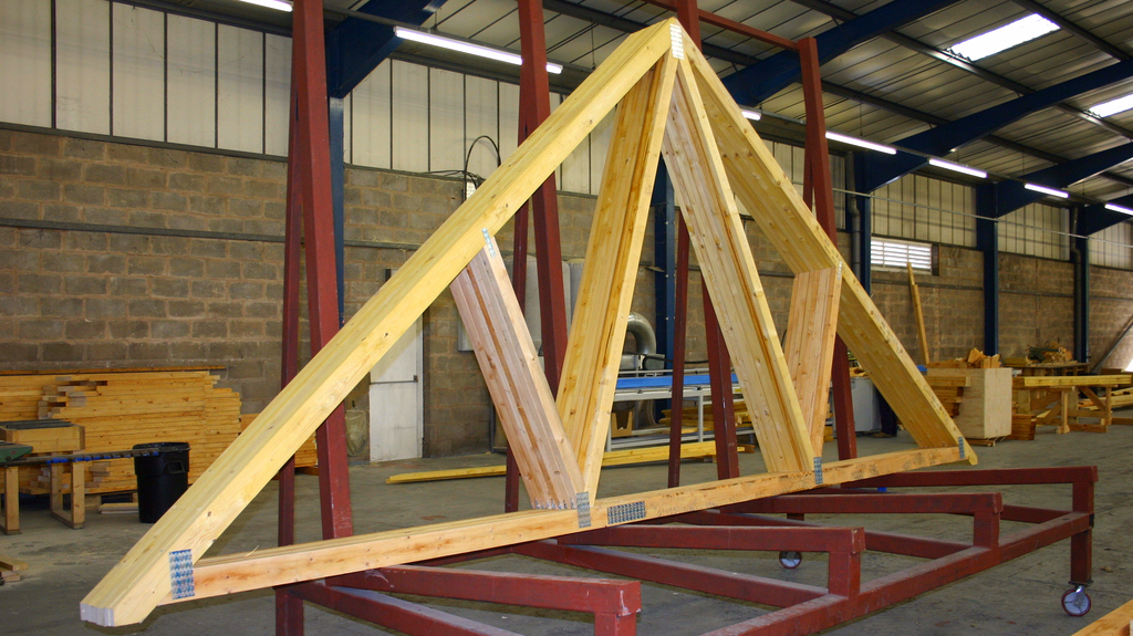 Marches Building Supplies Roof Trusses